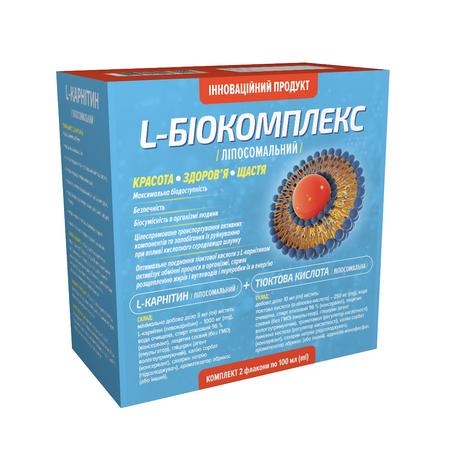L-БІОКОМПЛЕКС /ліпосомальний/